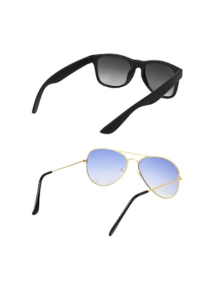Abner Combo of two sunglasses - 14480664 - Standard Image - 3