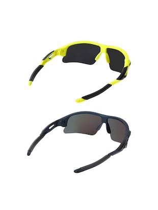 Abner Combo of two sunglasses - 14480669 - Standard Image - 3