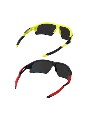 Abner Combo of two sunglasses - 14480673 - Standard Image - 3