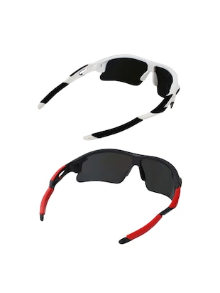 Abner Combo of two sunglasses - 14480674 - Standard Image - 3