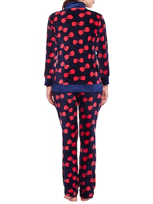 Multicolored pyjama nightwear set - 14492036 - Standard Image - 3