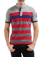 red polyester tshirt -  online shopping for T-Shirts