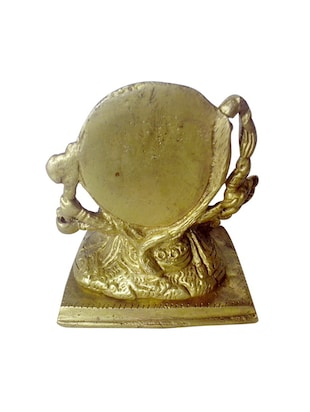 Brass Statue of Panchmukhi Hanuman Handicrafts Product - 14496103 - Standard Image - 3