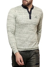 grey fleece pullover -  online shopping for Pullovers