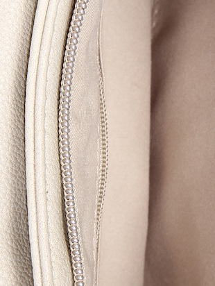 beige leatherette  regular sling bag - 14512830 - Standard Image - 3
