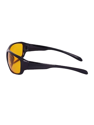 Hipe Unisex Wrap Around Frame Sunglasses - 14530295 - Standard Image - 3