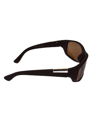 Sunrayz Brown Wrap Around Sunglasses - 14531543 - Standard Image - 3
