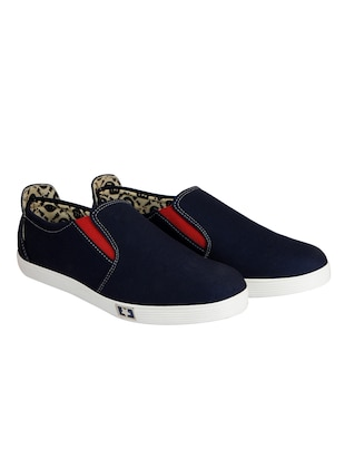 blue casual slipon - 14543738 - Standard Image - 3