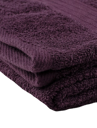 Cotton 400 GSM Monaliza bath towel - 14544827 - Standard Image - 3