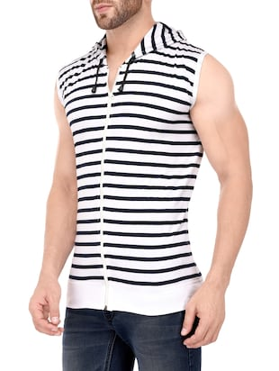 Monochrome cotton  t-shirt - 14545794 - Standard Image - 3
