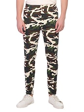 multi cotton  full length track pant -  online shopping for Track Pants