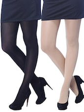 Set of 2 multi colored stocking -  online shopping for Stockings