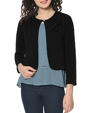 black hosiery shrug -  online shopping for Shrugs