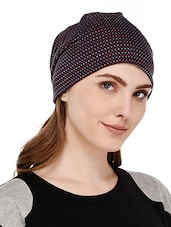 1b76fdefaff Buy monkey cap for women black in India   Limeroad. 12 products. ₹ 1250. by  Limeroad. ₹ 800. by Tamirha. ₹ 800