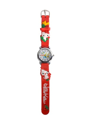 Angelfish silicone strap printed watch - 14676446 - Standard Image - 3