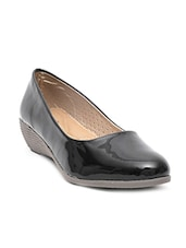 black patent leather slip on formal shoes -  online shopping for formal shoes
