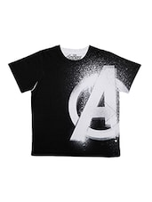 black polyester tshirt -  online shopping for t-shirts