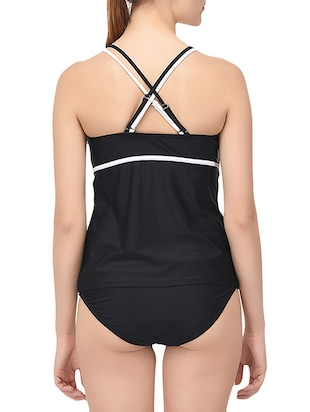 multi colored functional swimsuit - 14798898 - Standard Image - 3