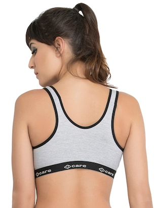 Set of 2 multi colored sports bras - 14846272 - Standard Image - 3