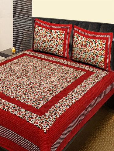 Bed Sheets Upto 70 Off Buy Single Double King Size Bedsheets
