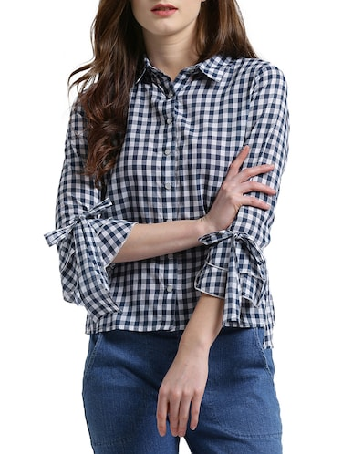 aecc5ff4780827 Shirts For Women - Upto 70% Off