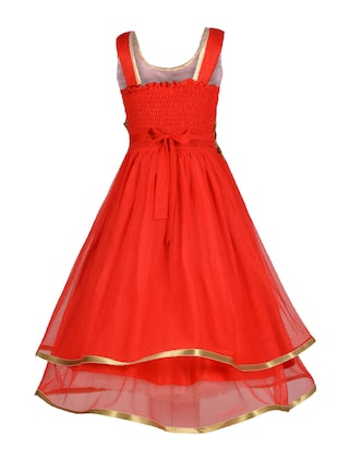 red net party gown - 14885030 - Standard Image - 3