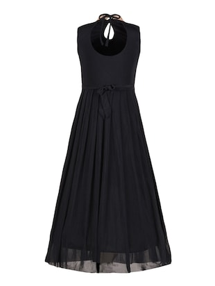 black net party gown - 14885071 - Standard Image - 3