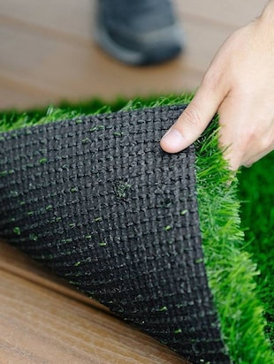 River Grass Artificial Carpet Nylon With Rubber - 14895449 - Standard Image - 3