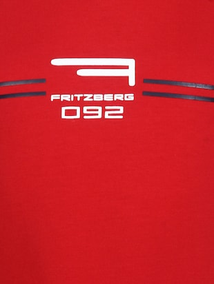 red cotton tshirt - 14896190 - Standard Image - 3