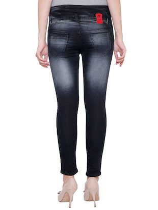 black denim jeans - 14901855 - Standard Image - 3
