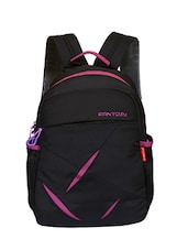 black polyester backpack -  online shopping for backpacks