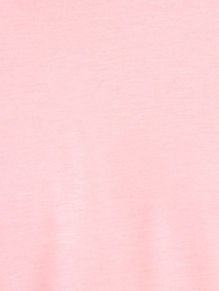 pink cotton chest print tshirt - 14905591 - Standard Image - 3