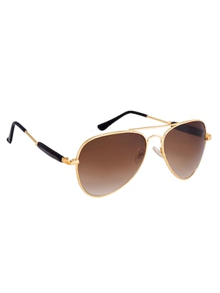 Amour-Propre Multicolor Aviator Sunglass For Unisex (AM_CMB_LP_1058) - 14907608 - Standard Image - 3