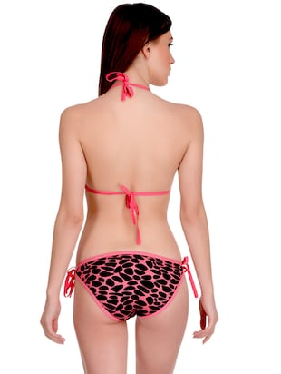 set of 3 multi colored bikini - 14909631 - Standard Image - 9