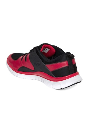 pink Fabric sport shoe - 14912633 - Standard Image - 3