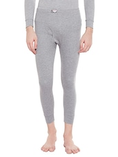 grey cotton thermal bottom -  online shopping for Thermal Bottoms