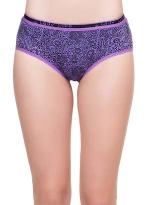 set of 3 multi colored hipster panty - 14915517 - Standard Image - 6