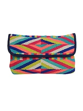 multi cotton regular clutch -  online shopping for clutches