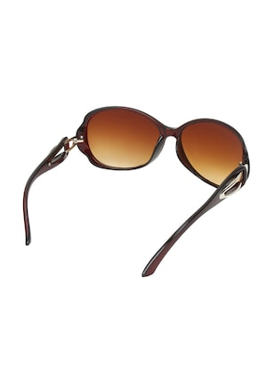Zyaden Brown sunglasses for women 431 - 14923946 - Standard Image - 3