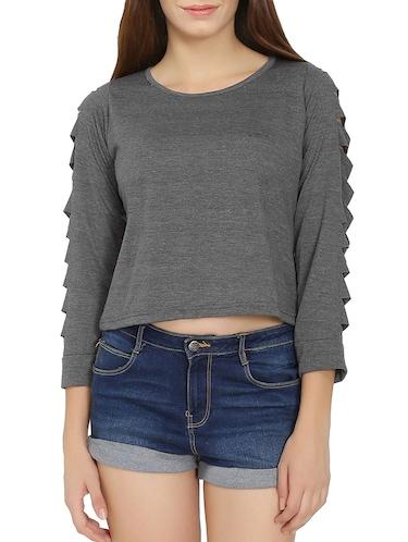 a8a46c868 Crop Tops for Girls - Buy Designer Crop Top Online