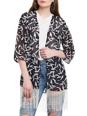 black printed shrug -  online shopping for Shrugs