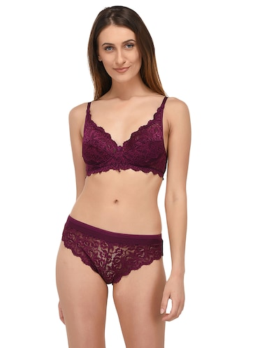 Bra & Panty Set For Women - Upto 70% Off | Buy Backless, Pushup Bra