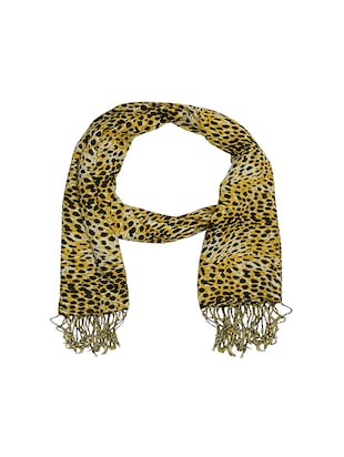multi cotton scarf - 15010949 - Standard Image - 3