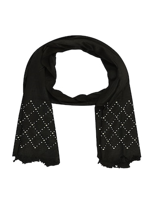 multi cotton scarf - 15010967 - Standard Image - 3