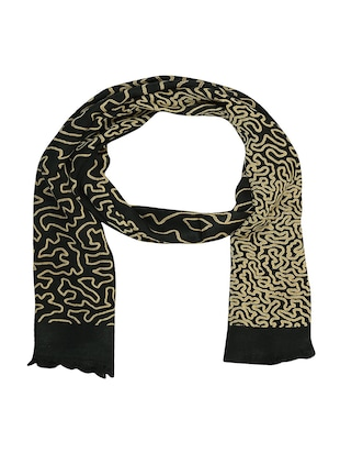multi cotton scarf - 15010986 - Standard Image - 3