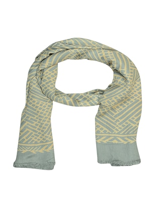 multi cotton scarf - 15010990 - Standard Image - 3