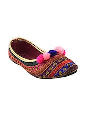 multi colored slip on jutis -  online shopping for Jutis & Mojaris