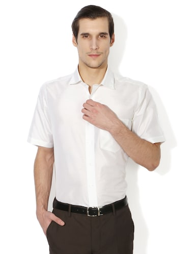 e4ed8ef0 Buy Silk Formal Shirts For Men in India @ Limeroad