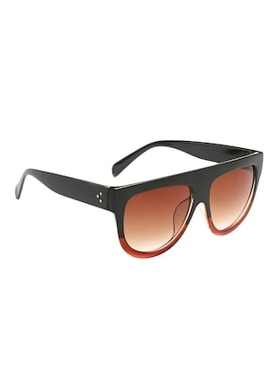Over-Size Sun-Glasses For Men Stylish Big Frames - 15110870 - Standard Image - 3