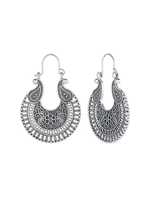 Hoop earrings - 15137661 - Standard Image - 3